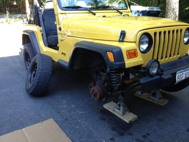 Andrew's Yellow Jeep Build. - Page 2 Fd194ee8