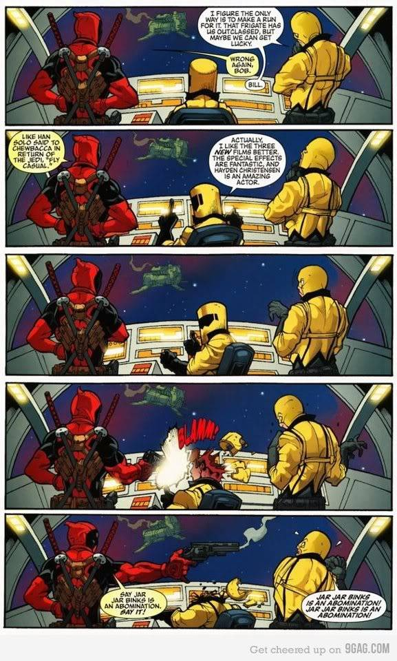OT: Deadpool knows his Star Wars. 523050_464052253620506_452222548136810_1789100_1153957927_n1