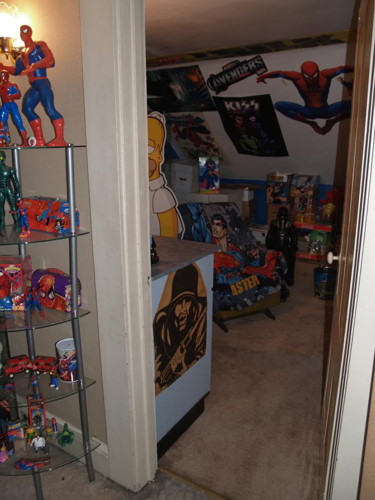 Collection Room Finally done.  PIC HEAVY Room1013_zpscf8ebbdc