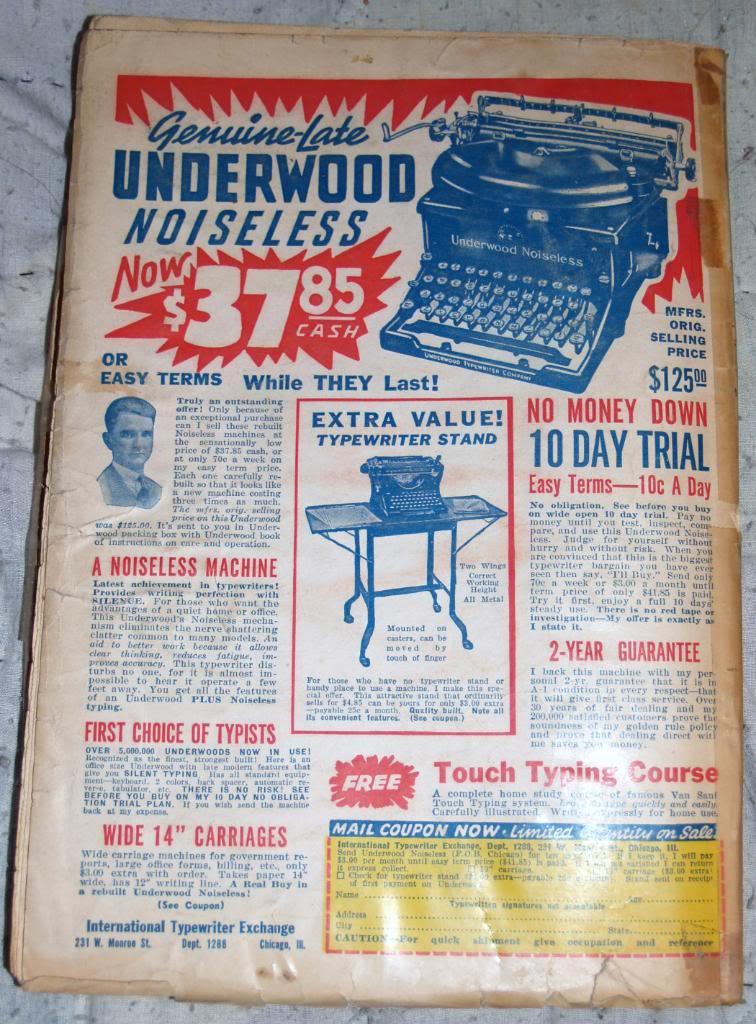 My old Pulp magazines 0023