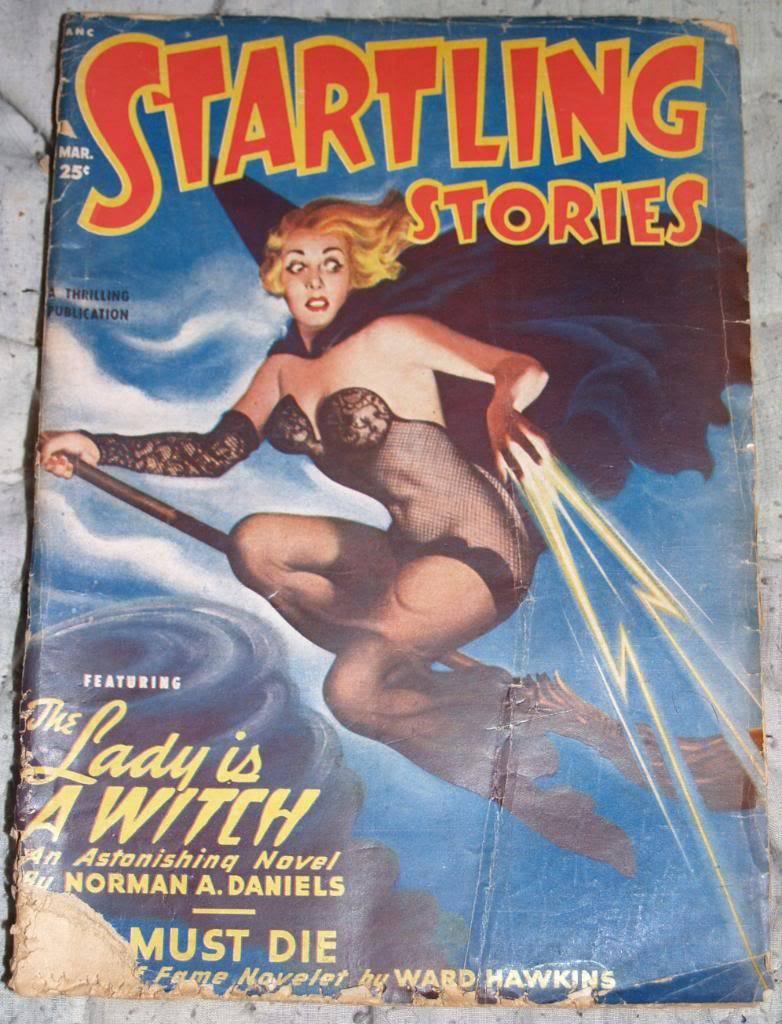 My old Pulp magazines 0034