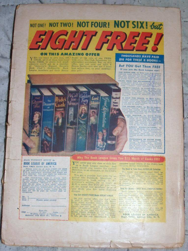My old Pulp magazines 0044