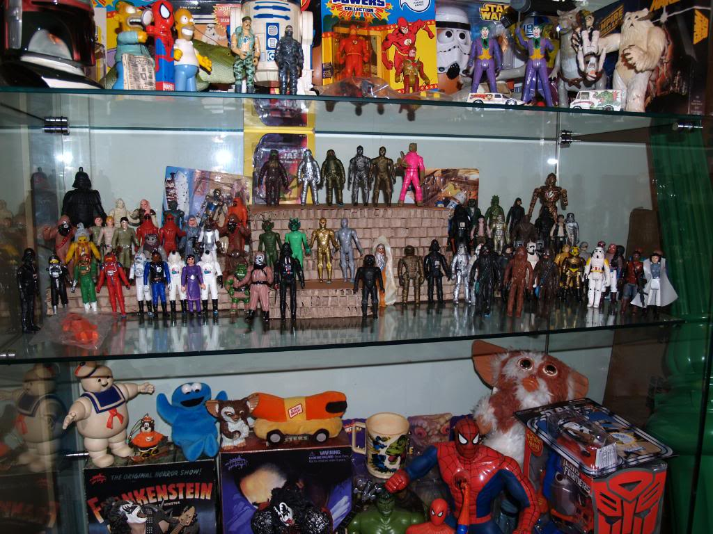 My Bootleg display: Dec. 11,2011 Update and One Year Anniversary Pics 017-2