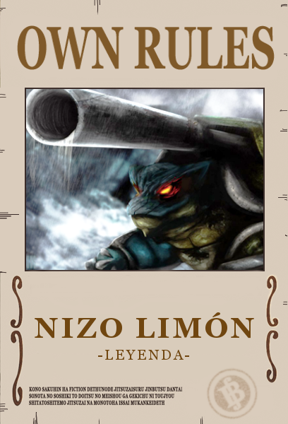 Nizo Limón NizoL