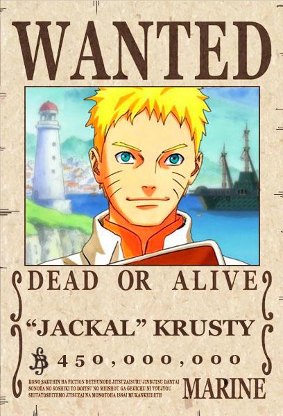 'Jackal' Krusty Krustyshichi