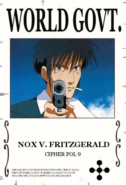 Nox Von Fritzgerald NoxVF