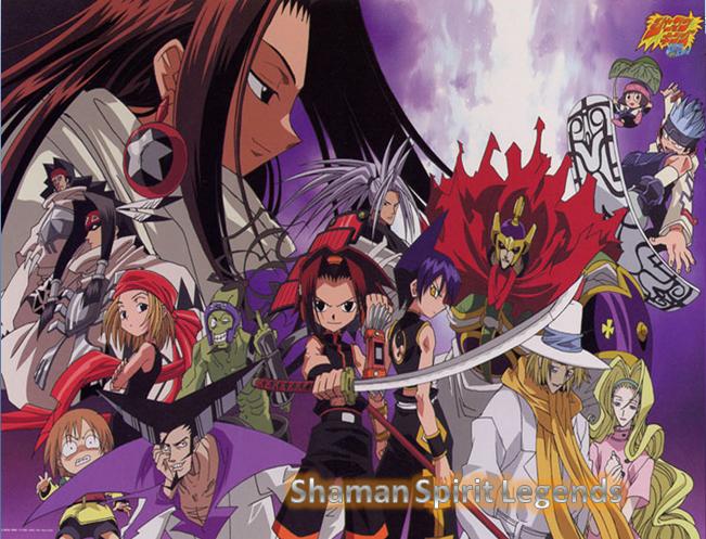 Shaman Spirit Leyend
