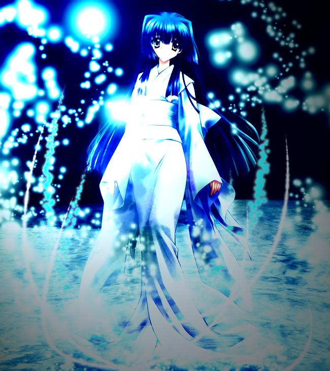 Registro de Imagen de Personaje en Bankai o Resurrección Miyubankai