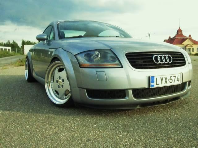 Audi TT 8N  - Sivu 3 1-3