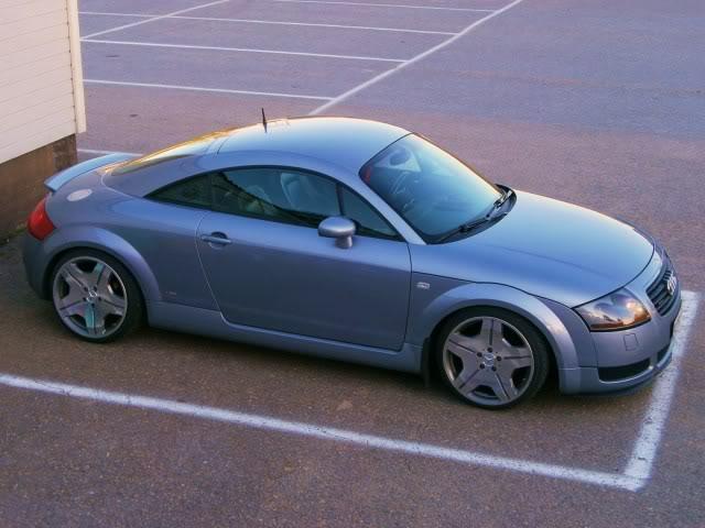 Audi TT 8N  - Sivu 3 2-2