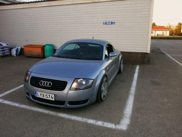 Audi TT 8N  - Sivu 3 3-2