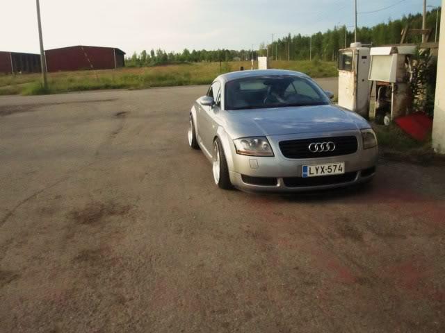 Audi TT 8N  - Sivu 3 3-3