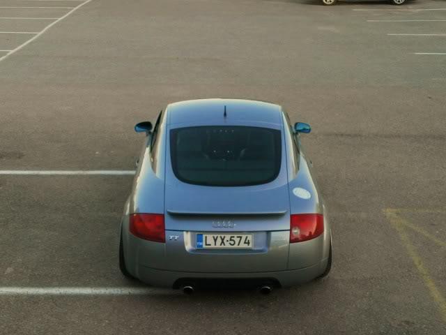 Audi TT 8N  - Sivu 3 4-1