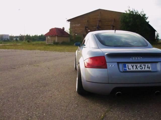 Audi TT 8N  - Sivu 3 5-1