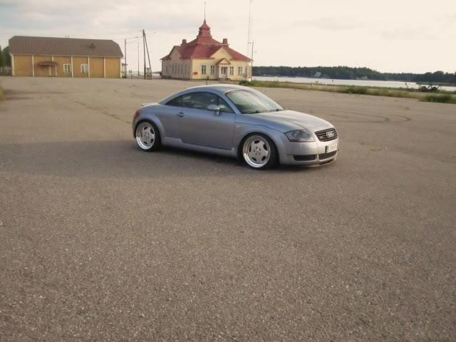 Audi TT 8N  - Sivu 3 6