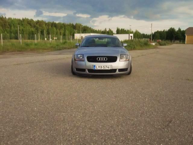 Audi TT 8N  - Sivu 3 7
