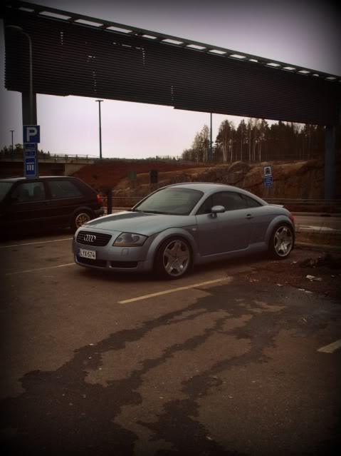 Audi TT 8N  - Sivu 2 P4072063