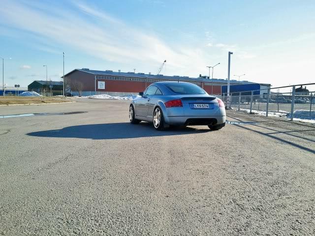 Audi TT 8N  Audi