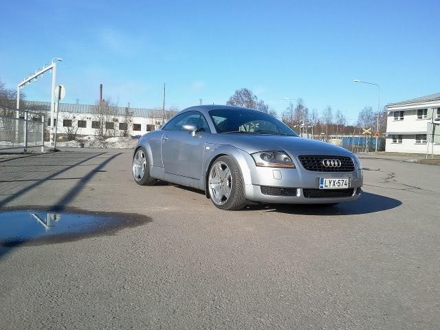 Audi TT 8N  Audi1