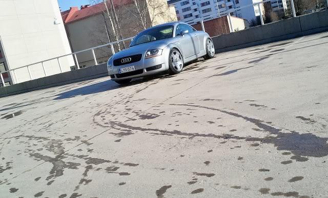 Audi TT 8N  Audi3