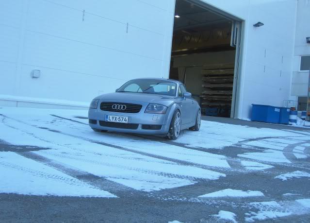 Audi TT 8N  Edest