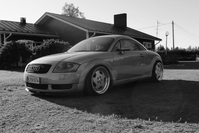 Audi TT 8N  - Sivu 4 Hd