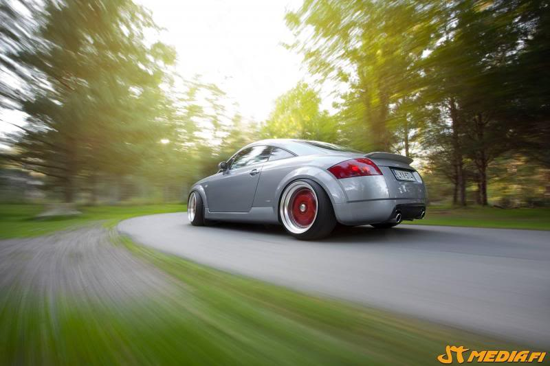 Audi TT 8N  - Sivu 8 Image-2