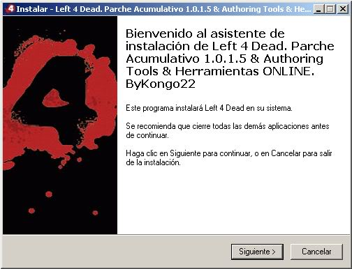 Left 4 Dead (El mejor juego de Zombie En linea).(Descargas: (MU)(RS)(HF)) FULL ESPAÑOL Parche