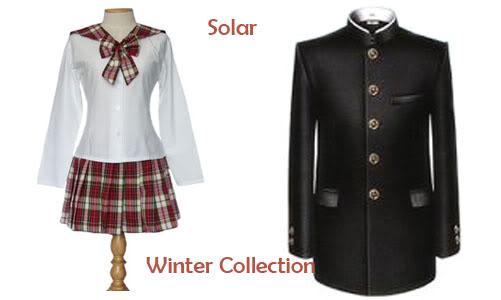 Peraturan Sekolah Winter-solar