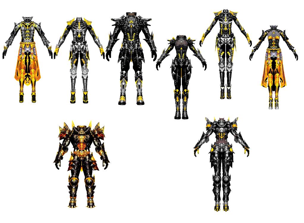 Dynasty Armor Set Dynastyarmordark
