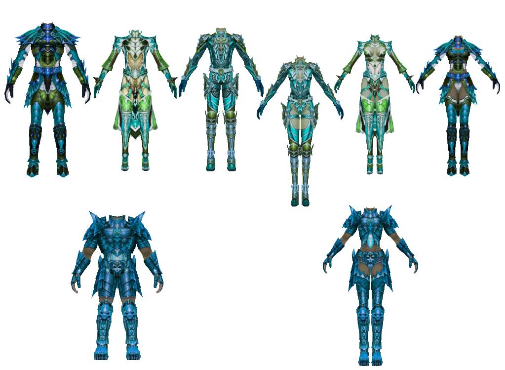 Custom Armor (UnNamed) 3  NewArmor3Dark