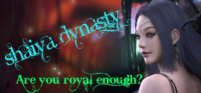Shaiya Dynasty