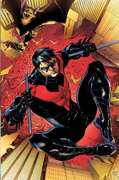 [QUADRINHOS] DC Comics (EUA) - O Cavaleiro das Trevas 3! - Página 3 Batfamily3