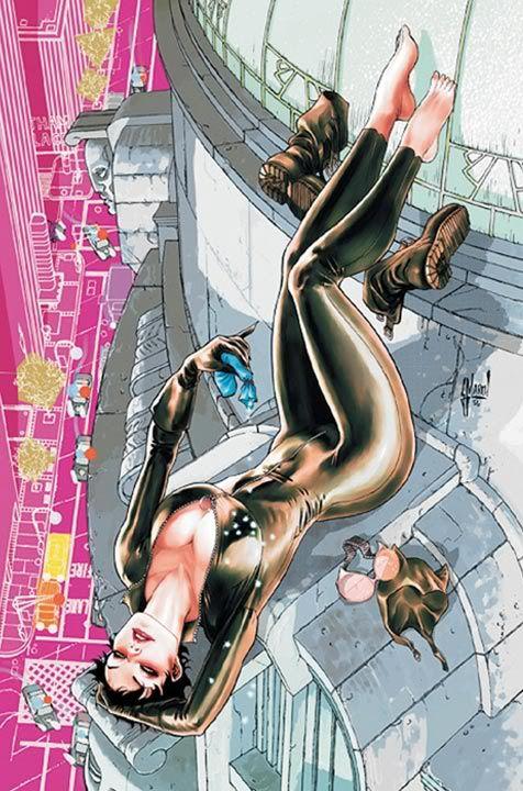 [QUADRINHOS] DC Comics (EUA) - O Cavaleiro das Trevas 3! - Página 3 Batfamily4