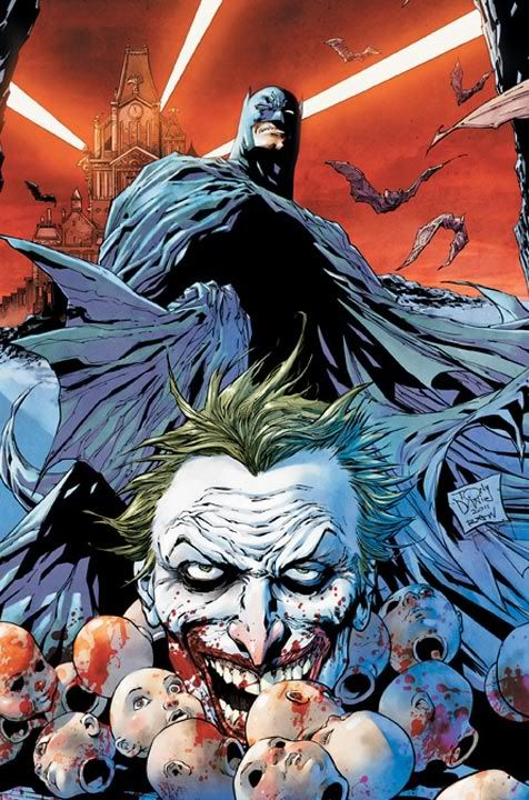 [QUADRINHOS] DC Comics (EUA) - O Cavaleiro das Trevas 3! - Página 3 Batfamily6