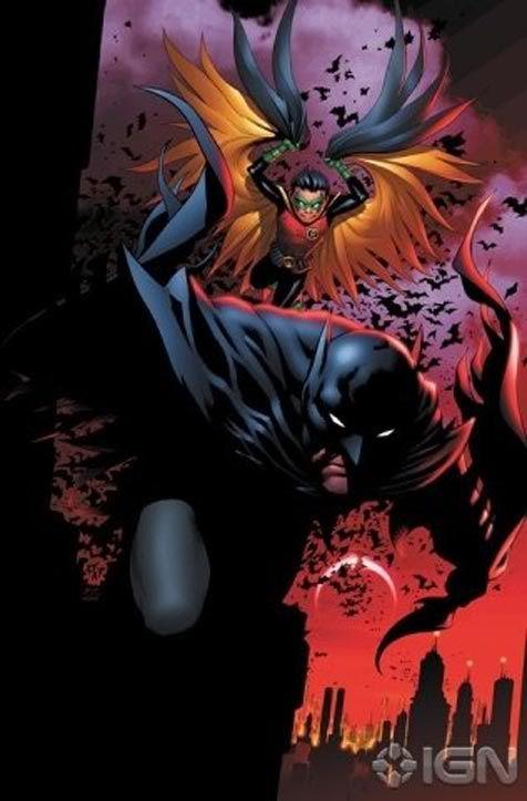 [QUADRINHOS] DC Comics (EUA) - O Cavaleiro das Trevas 3! - Página 3 Batfamily7