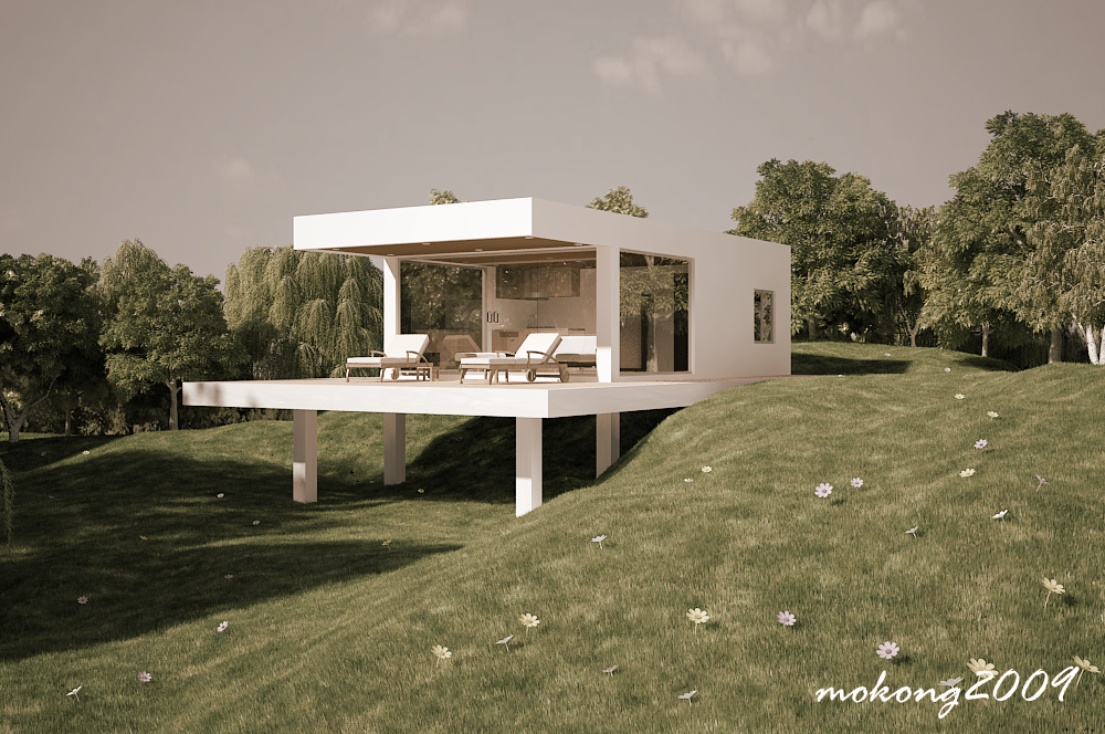 My Renderings done in 3ds max+vray.. MySepiaPhotoEffect