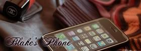 •~Blake's Phone~•♥