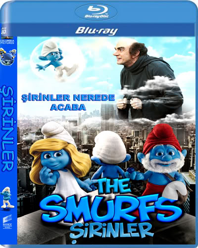 Şirinler The Smurfs 2011 TR BRRip XviD  TC3wH