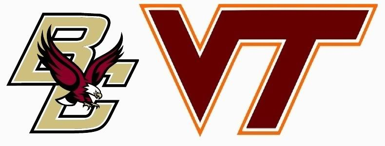 Boston College at Virginia Tech BCvsVaTech