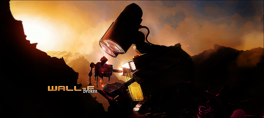 Show The Graphic Artworks You Make #1 - Page 2 Wall-e2