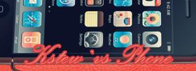 #Kstew`s Phone~♥