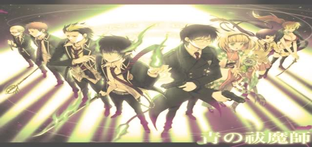 Ao No Exorcist Rol