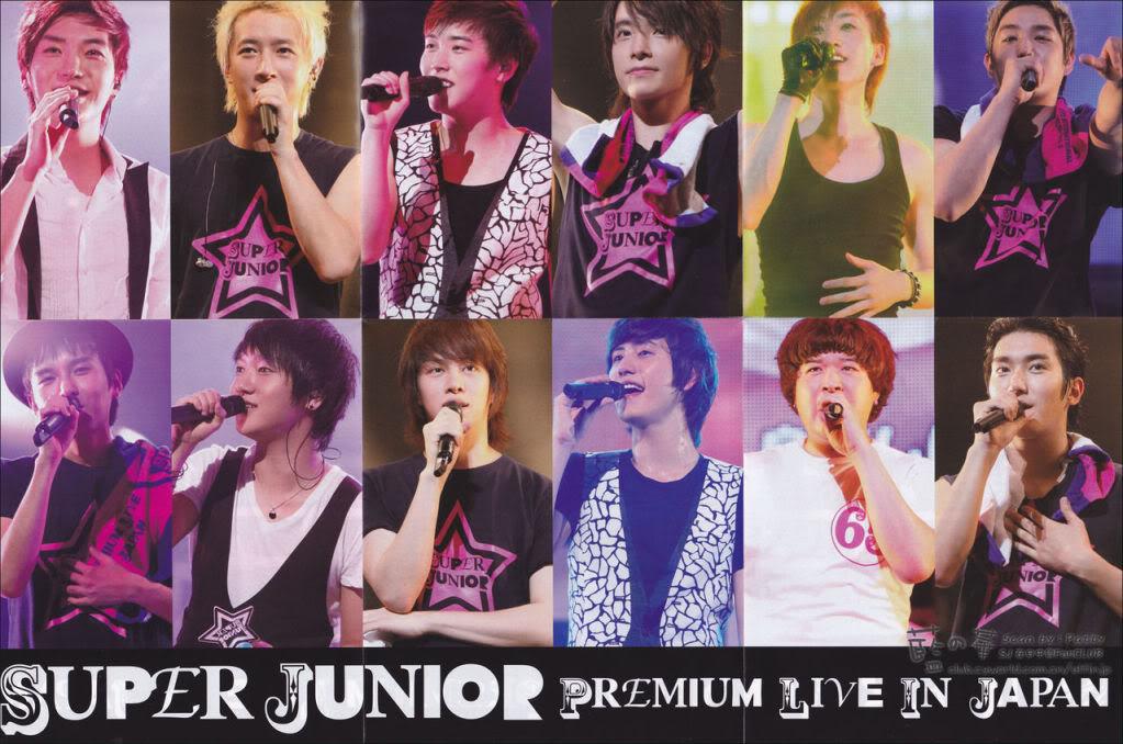 15/11/09 Premium live in Japan photo album  Poster1