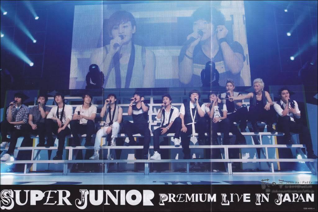 15/11/09 Premium live in Japan photo album  Poster2