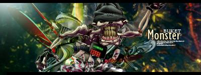 BUKET For GFX Monster