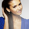 Boom boom, supersonic. You make me go out of control; got me lovesick{♥}Nina's Relationships Nina-Dobrev-Icon-2