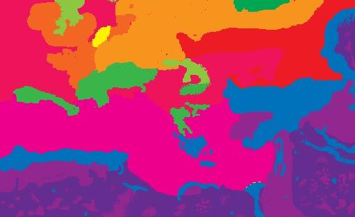 Guía-Ideas sobre Entorno (árboles, pastos, geografía). Map_climates_original
