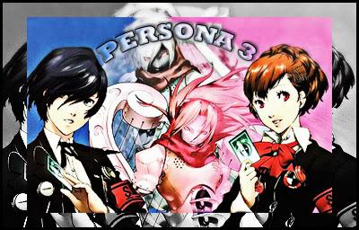 Persona 3, Persona 3 FES, Persona 4 P3psp