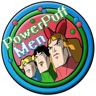#POWERPUFF MEN APowerPuffMen2-2